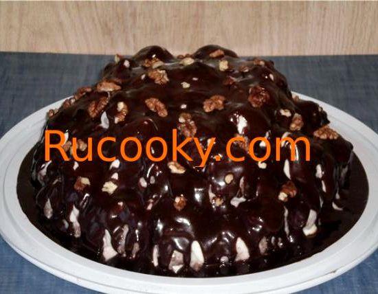 Торт кудрявый мальчик пошаговый рецепт с фото