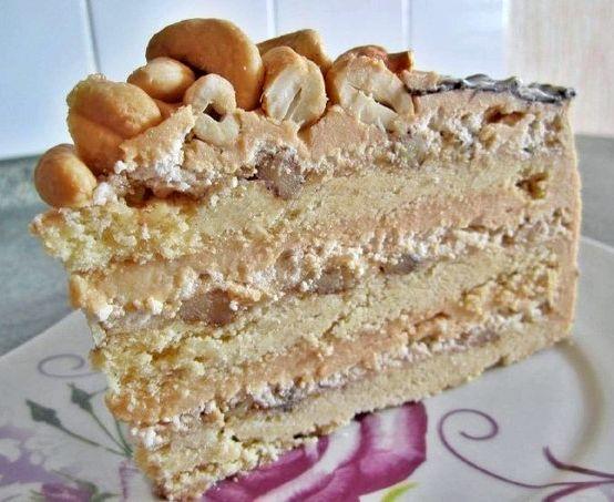 Торт прекрасная мария пошаговый рецепт
