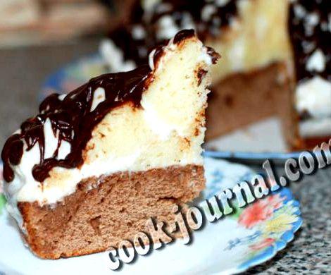 Приготовление торта сникерс в домашних условиях