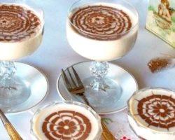 Творожное суфле рецепт с желатином с фото