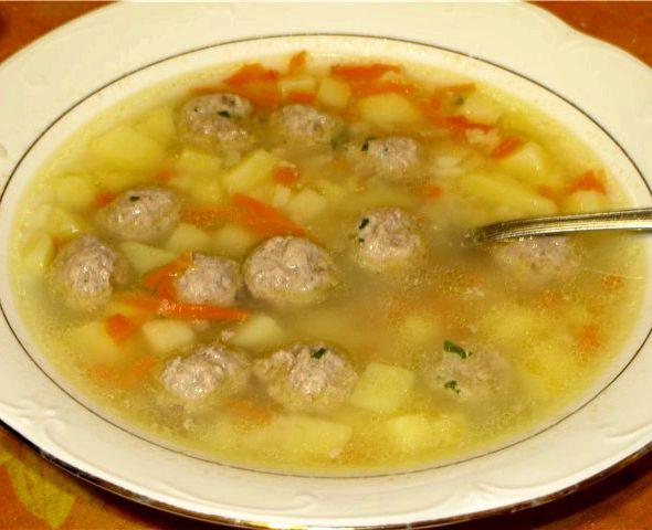 рецепт суп с пельменями в мультиварке