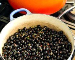 Варенье из черной смородины через мясорубку рецепт на зиму