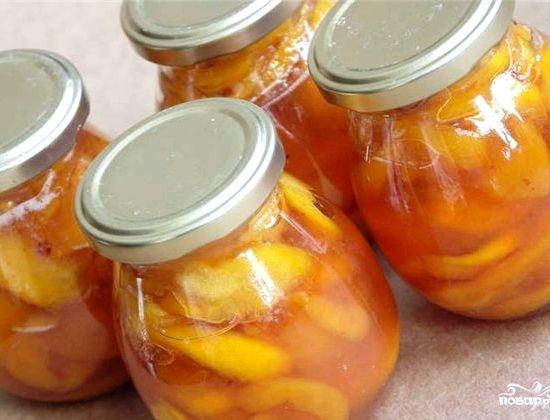 Варенье из персиков пошаговый рецепт с картинками