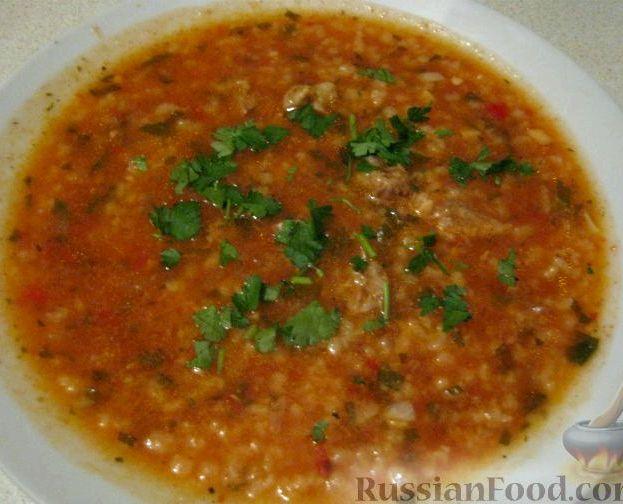 Вкусный суп из говядины рецепт с фото