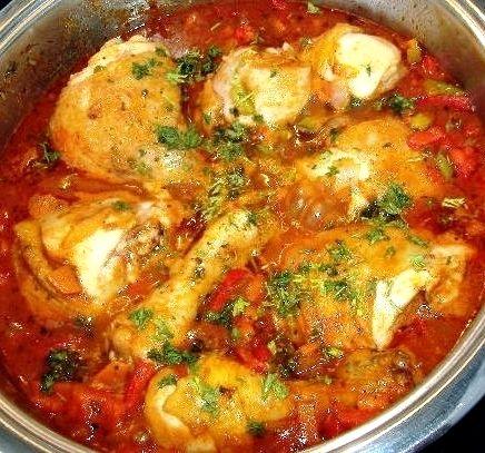 Простые вторые блюда из курицы в мультиварке рецепты с фото