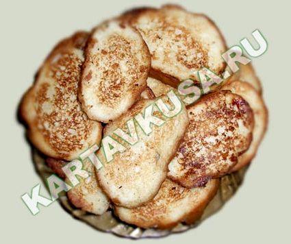 Жареный хлеб с яйцом и молоком рецепт с фото
