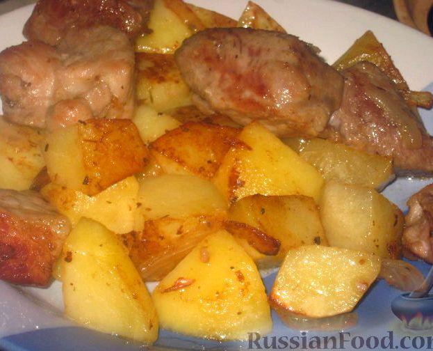рецепты супа жаркое из свинины с картошкой