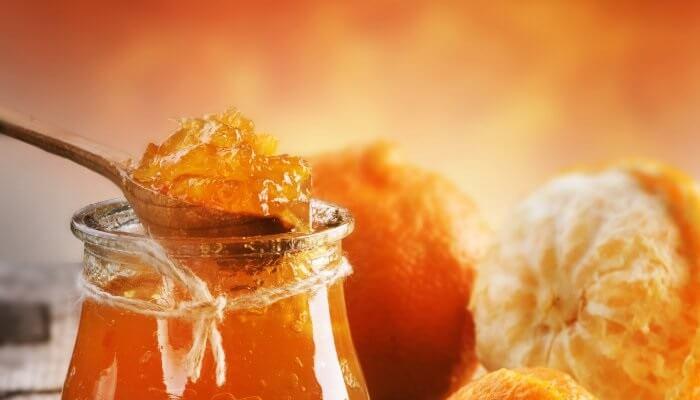 Апельсиновый джем с цедрой рецепт с фото