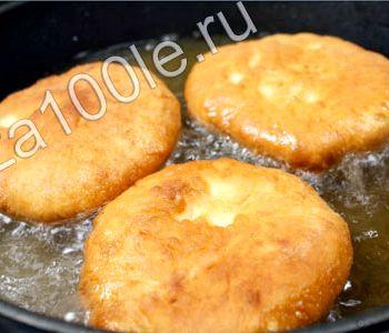 Беляши с мясом рецепт с фото в масле на сковороде