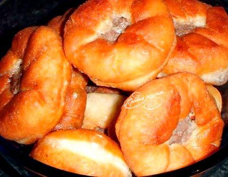 Беляши в духовке пошаговый рецепт с фото