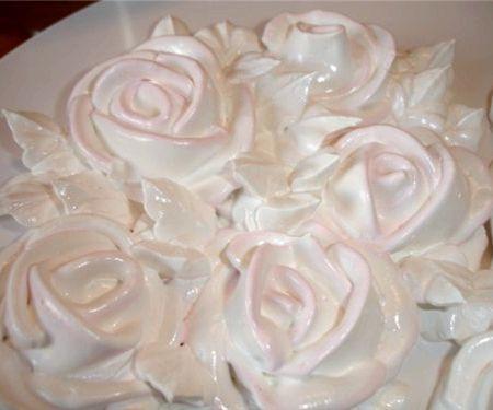 Белковый крем для торта в домашних условиях пошаговый рецепт с фото
