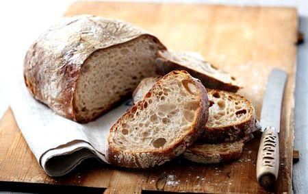 Бездрожжевая закваска для хлеба рецепт
