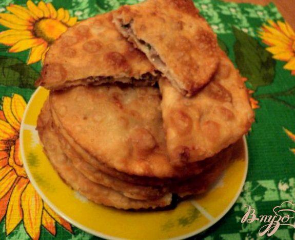Чебуреки по крымски пошаговый рецепт с фото