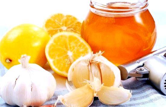 Чеснок лимон и мед для чистки сосудов рецепт