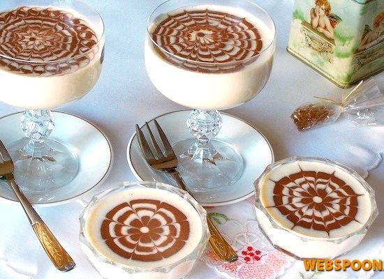 Десерт творожный с желатином рецепт с фото