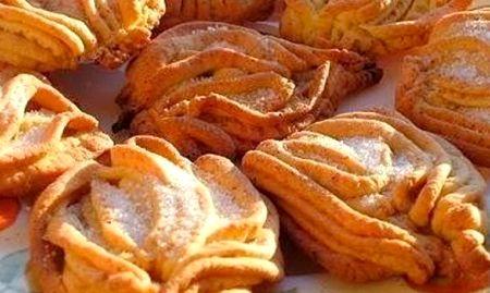 Домашнее печенье на маргарине рецепт