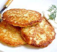 Драники из картошки классические рецепт с фото