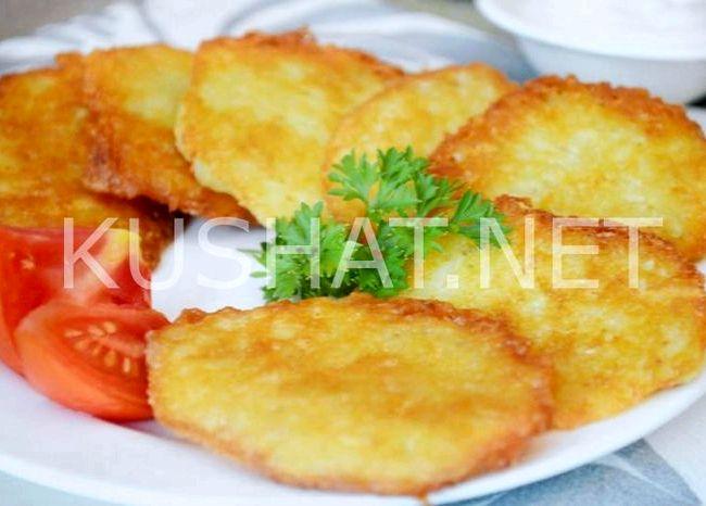 Драники картофельные рецепт пошаговый с фото с сыром
