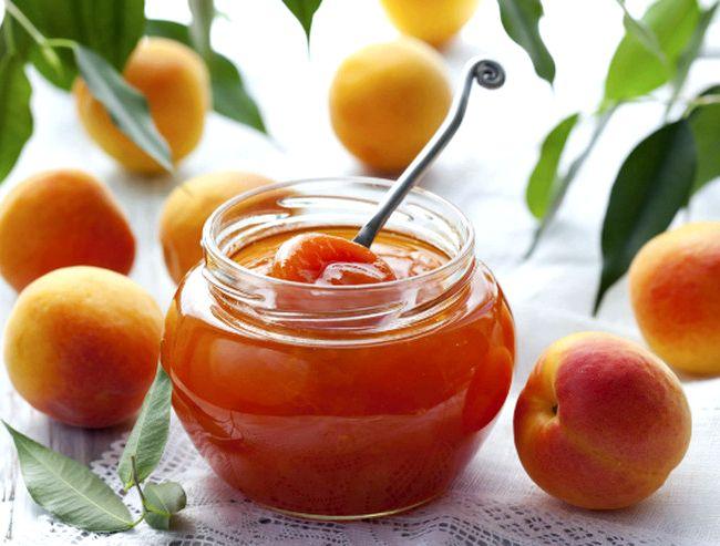 Джем из абрикосов без косточек рецепт с фото