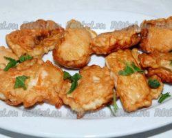 Горбуша в кляре пошаговый рецепт с фото