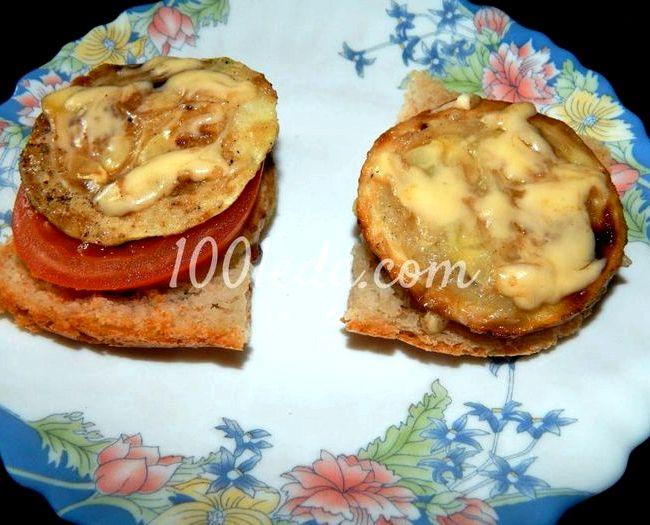 Горячие бутерброды сайт еда 1001 рецепт