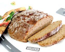 Хлеб ржаной в домашних условиях в духовке рецепт с фото