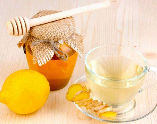 Имбирь для похудения рецепт лимон мед