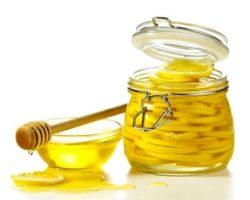 Имбирь мёд лимон рецепт для похудения