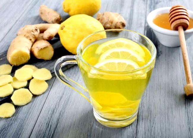 Имбирь с лимоном и мёдом рецепт здоровья для похудения отзывы
