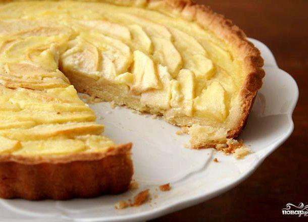 Яблочный пирог рецепт пошаговый рецепт