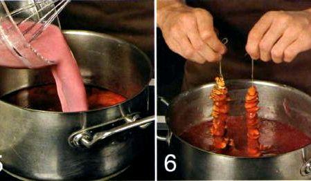 Как приготовить чурчхелу в домашних условиях рецепт с фото