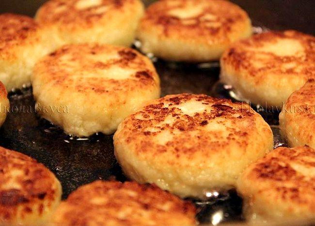 Как приготовить сырники из творога классический рецепт