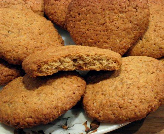 Как сделать овсяное печенье в домашних условиях рецепт