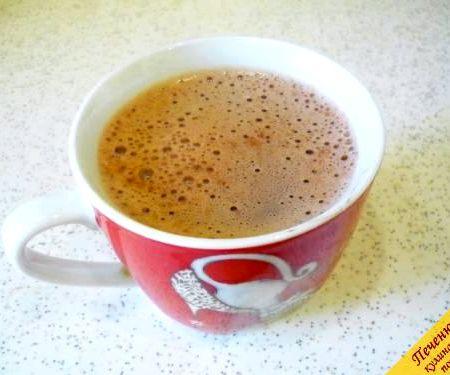 Как варить какао из порошка на молоке пошаговый рецепт