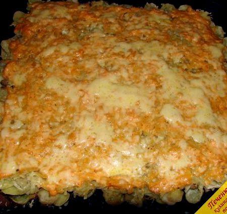 Картофель с фаршем рецепт в духовке с фото