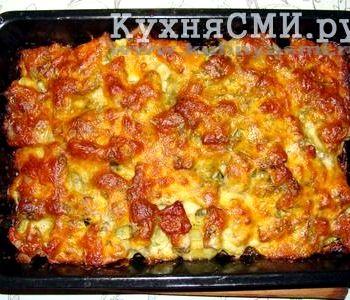 Картофель в духовке с салом рецепт с фото