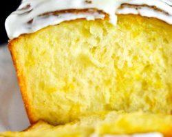 Кекс на кефире рецепт пошагово с фото