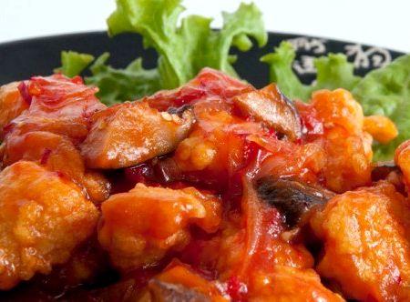 Кисло сладкий соус рецепт для курицы