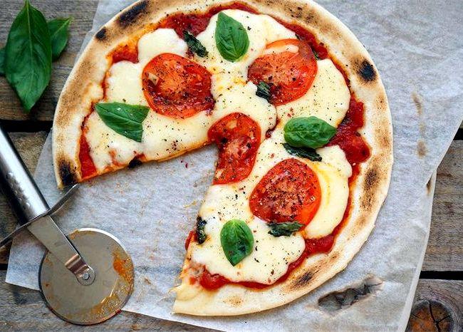 Классический рецепт тесто для пиццы