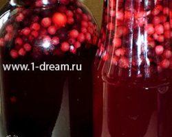 Компот из черной смородины рецепт с фото на зиму
