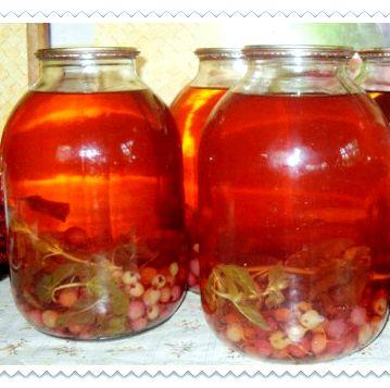Компот из крыжовника и красной смородины на зиму простой рецепт