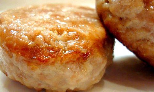Котлеты из говядины и свинины рецепт