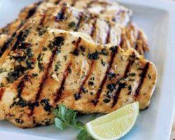 Курица гриль на решетке в духовке рецепт