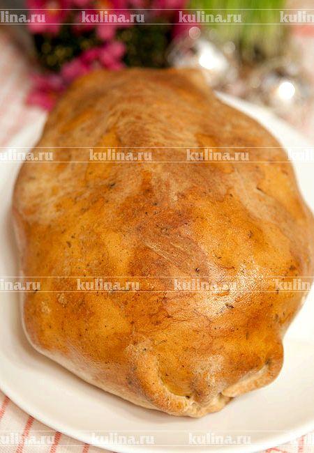 Курица в тесте рецепт приготовления с фото