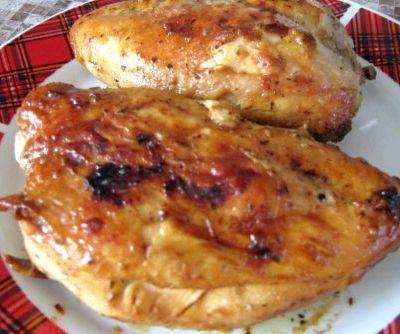 Куриная грудка в духовке сочная рецепт с фото