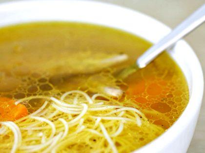 Куриный суп рецепт с картошкой и вермишелью