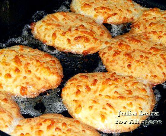 Лепешка с сыром в духовке рецепт с фото