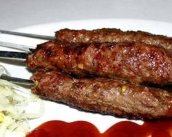Люля-кебаб в домашних условиях рецепт с фото