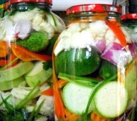 Маринад для огурцов рецепт на 1 литр воды с 9 уксусом