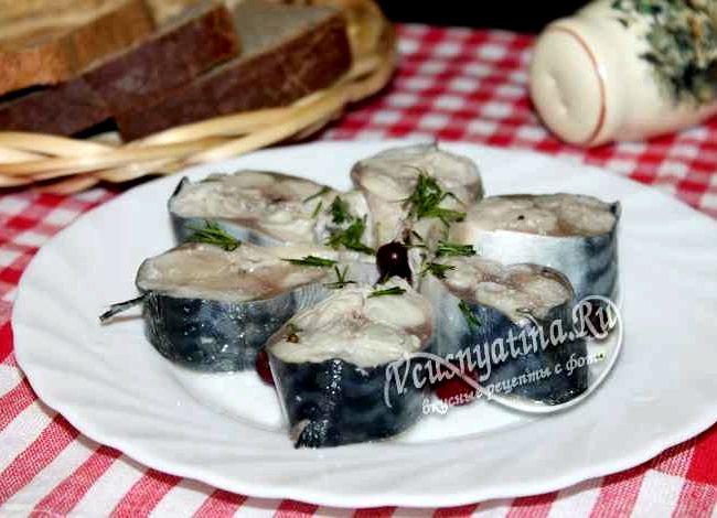 Маринованная сельдь рецепт в домашних условиях вкус несравненный